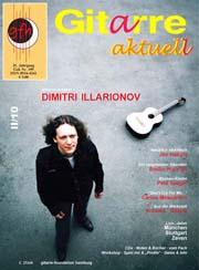 Gitarre Aktuell II/10 - Interview mit Dimitri Illarionov