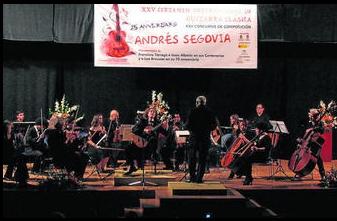 Andrés Segovia Certamen