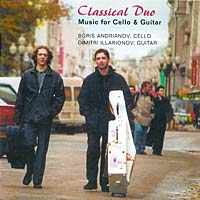 Classical Duo cover